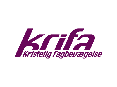 Lilla bogstavlogo for Krifa